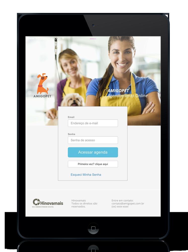 iPad-Hinovamais-Agendamento-Pet