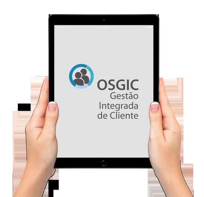 OsGIC - Gestão Integrada de Cliente