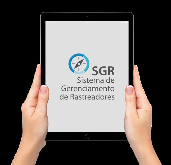 SGR - Sistema de Gerenciamento de Rastreadores