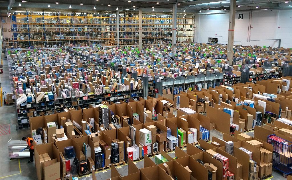 Gestão empresarial - Amazon