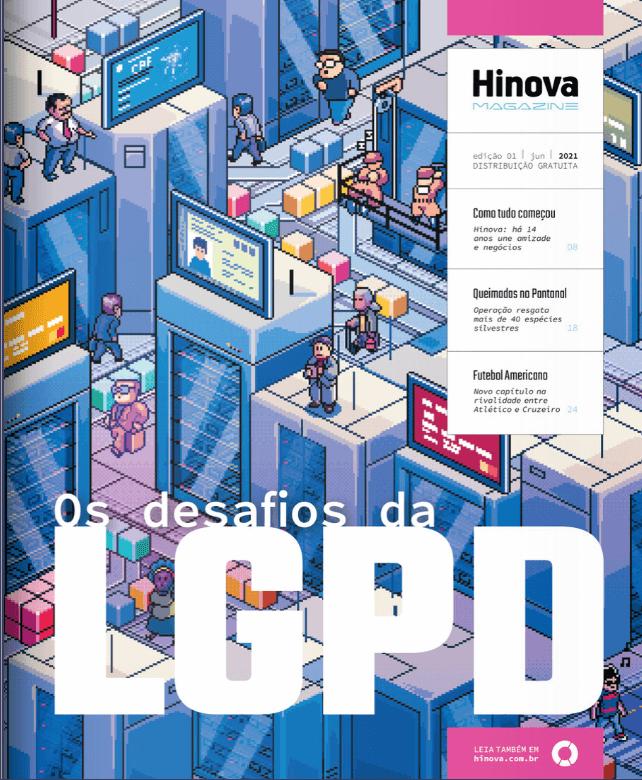 hinova magazine 1° edição