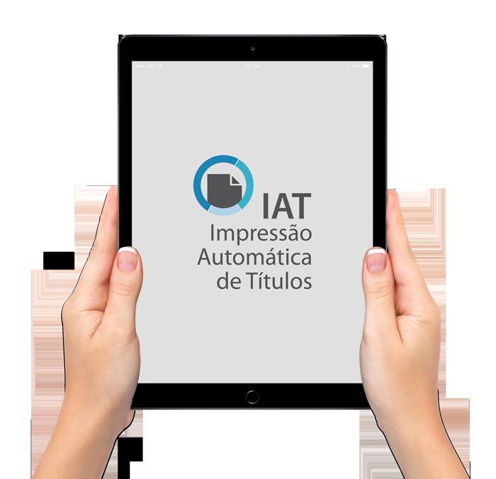 IAT - Impressão Automática de Títulos
