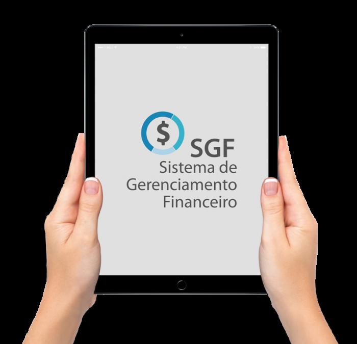 SGR - Sistema de Gerenciamento Financeiro